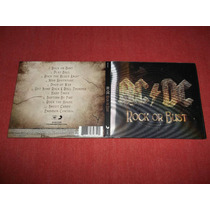Ac/dc - Rock Or Bust Cd Nac Ed 2014 Mdisk