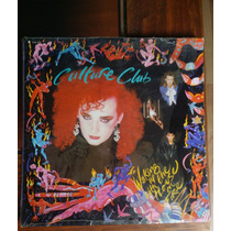 Disco Acetato Lp Culture Clube Waking Up With The House On F