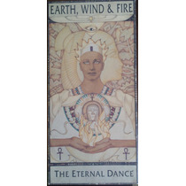 3 Cd Earth, Wind, & Fire Eternal Dance Con Álbum Fotos