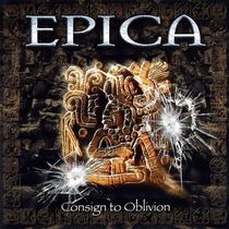 Epica / Consign To Oblivion 1 Cd Nuevo!