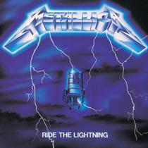 Metallica / Ride The Lightning 1 Cd Nuevo