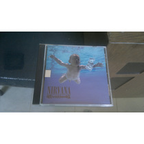 Cd Nirvana Nevermind,excelente Titulo
