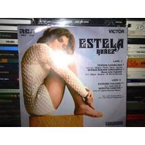 Ep Estela Nuñez,disco Ep Seminuevo Muy Buen Estado