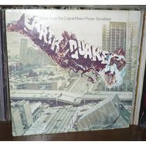 Earthquake Lp Soundtrack Terremoto John Williams Usa