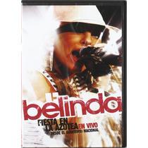 Belinda Fiesta En La Azotea En Vivo Auditorio Nacional Dvd