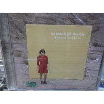 Ximena Sariñana No Todo Lo Puedes Dar Cd Nuevo Sellado