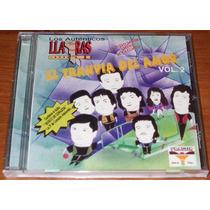 Los Llayras El Tranvia Del Amor Vol 2 Cd Ediciones Fracor