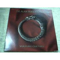 Disco Lp The Alan Parsons Project - Vulture Culture -