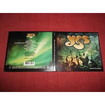 Yes - Astral Traveller Cd Brasil Ed 2011 Mdisk