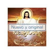 Nuevo Y Original Los Mejores Cantos Religiosos Vol.4 Cd $55