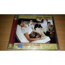 Playa Limbo, Canciones De Hotel, Cd+dvd Album Doble, 2006