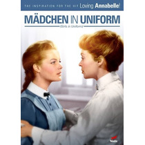 Muchachas En Uniforme - Madchen In Uniform Dvd Lesbo Peli