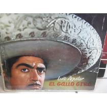 Luis Aguilar El Gallo Giro Lp