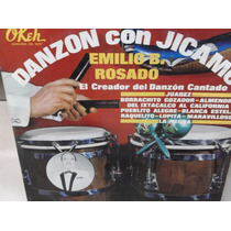 Emilio B. Rosado Danzon Con Jicamo Lp