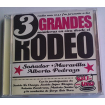 Radio Uno Los 3 Grandes Sonideros En Vivo Desde El Rodeo Cd