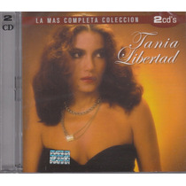 Tania Libertad La Mas Completa Coleccion 2 Cds Raros 2005