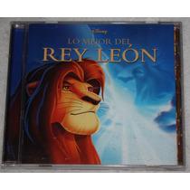Cd Lo Mejor Del Rey León Disney