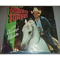Lp Roberto Torres Y Su Charanga Vallenata Vol 3