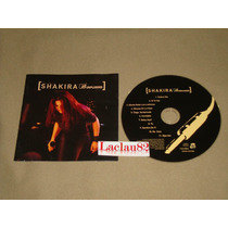 Shakira Unplugged 2000 Columbia Cd