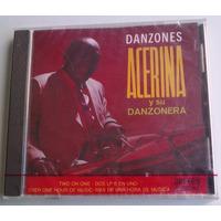Acerina Y Su Danzonera Danzones 2 Cds En 1 Cd Sellado,nuevo