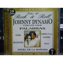 Johnny Dynamo Y Los Leos. 15 Éxitos Orfeón Sonido Original.