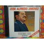 Jose Alfredo Jimenez Cd Personalidad 20 Exitos 1992