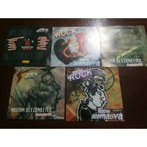 Rock En Tu Idioma.- Nuestro Rock Cds- Cafe Tacuba.-z 119 C/u