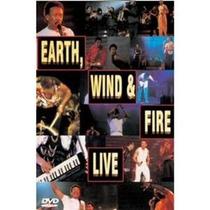 Earth, Wind & Fire: Live In Japan Dvd Tierra Viento Y Fuego