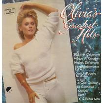 Olivia Newton John Greatest Hits Lp + Cd Remaster + Remixes
