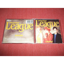 The Human League - Crash Cd Ingles Ed 1990 Mdisk