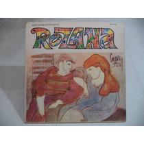 Rozana Portada J.l. Cuevas Lp Mexicano Album !autografiado!