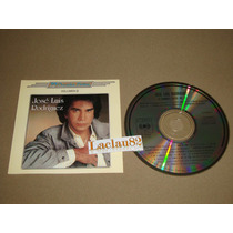 Jose Luis Rodriguez 12 Grandes Exitos Vol 2 - 1989 Cbs Cd