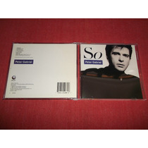 Peter Gabriel - So Cd Usa Ed 1990 Mdisk