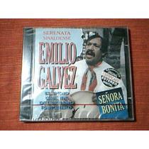 Cd Emilio Galvez - Serenata Sinaloense - Señora Bonita