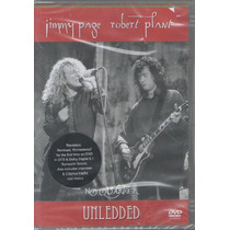 Jimmy Page Robert Plant No Quarter Unledded 1 Dvd Importado