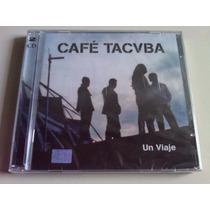 Cafe Tacuba Un Viaje 2 Cds Nuevo Cerrado