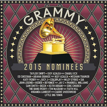 Grammy 2015 Nominees Varios / Disco Cd Con 21 Canciones