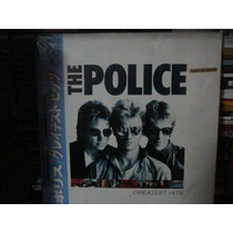 The Police Exitos Laser Disc Importado ( Japon ) Impecable