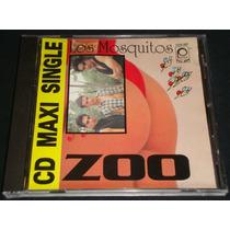 Zoo Los Mosquitos Cd Single Raro Como Nuevoo Ed 1996 Bvf