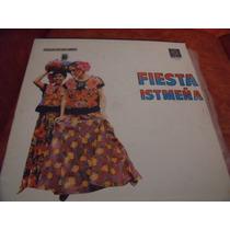 Lp Fiesta Istmeña, Album 3 Discos, Envio Gratis
