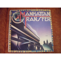 Lp Manhattan Transfer, The Best, Envio Gratis