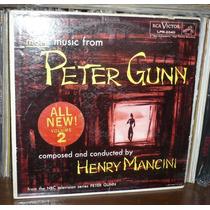 Peter Gunn Lp Tv Soundtrack More Music Henry Mancini