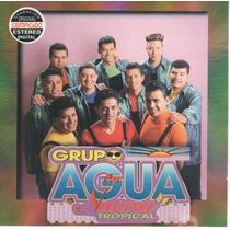 Grupo Agua Nueva Tropical Mi Consuelo Cd 1a Ed Año 2000 Bvf
