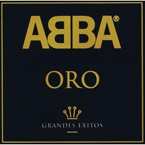 Abba Oro / Grandes Exitos 1 Cd Nuevo!