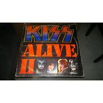 Lp Kiss Alive Ii 1977,acetato,long Play