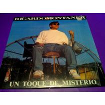 Disco Lp Ricardo Montaner Un Toque De Misterio