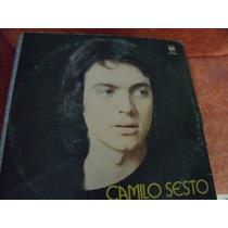 Lp Camilo Sesto Solo Un Hombre, 1973, Envio Gratis