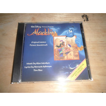 Aladino Sound Track De La Pelicula Version Original Ingles