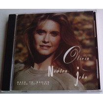 Olivia Newton John Back To Basics Exitos 1971-1992 Cd 1992