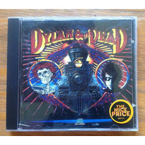 Bob Dylan Grateful Dead Cd Dylan & The Dead 1a Ed Muy Raro